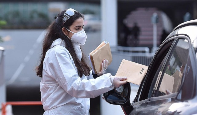 Turin's Mirafiori factory repoens amid coronavirus disease pandemic