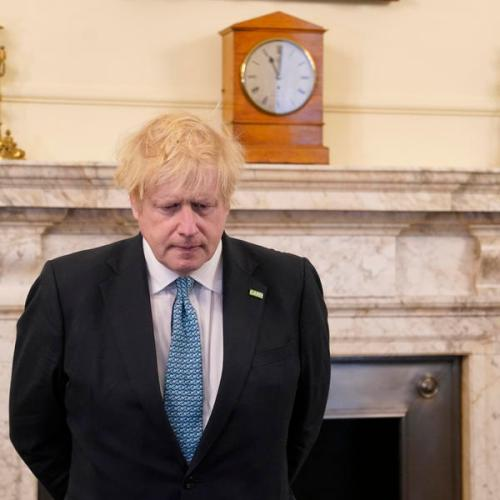 UK PM Johnson's Conservatives see support slump to lowest since election – poll