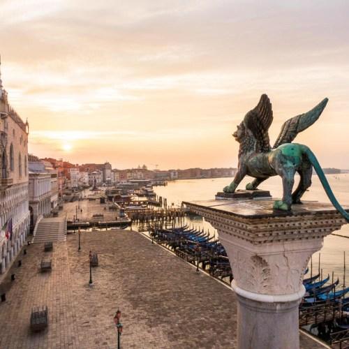 EPA's Eye in the Sky: Venice, Italy