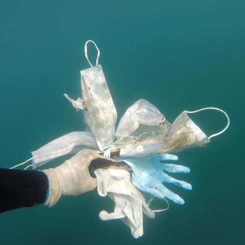 Alarm at Covid-linked Mediterranean pollution