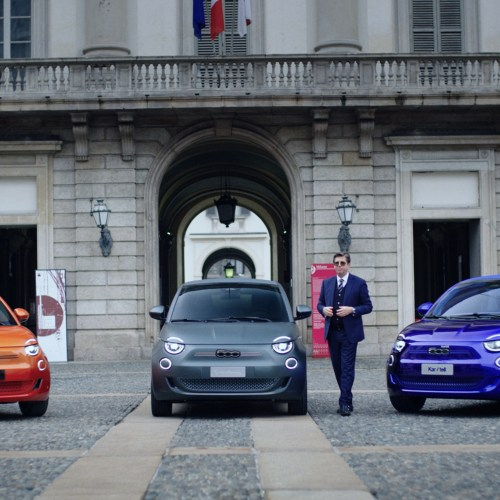 Fiat's first docufilm telling the behind-the-scenes story of the creative process of the New 500 One-Offs