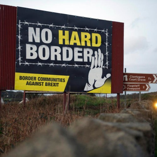 Full Brexit checks risk becoming 'incendiary' in N.Ireland, M&S says