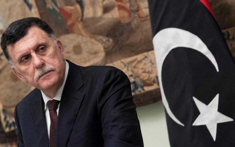 Al-Sarraj retracts resignation