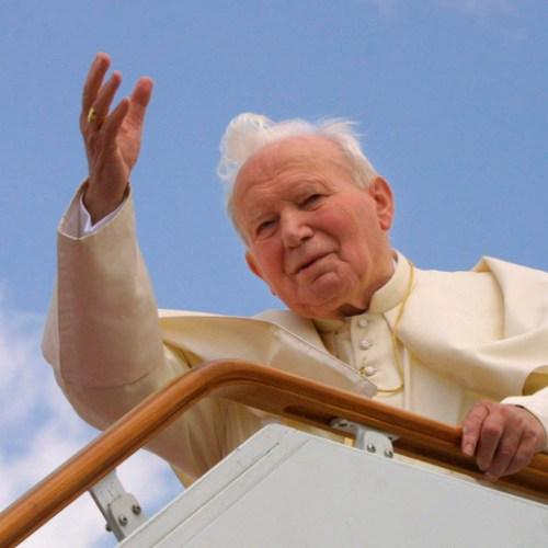 Catholics commemorate the centenary of the birth of Saint Pope John Paul II