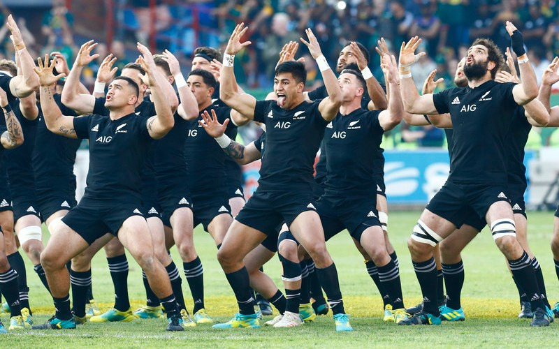 NZ Rugby to sell rights of iconic All Blacks brand