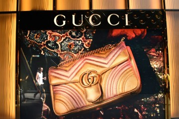 Gucci joins luxury goods rebound, boosting Kering sales