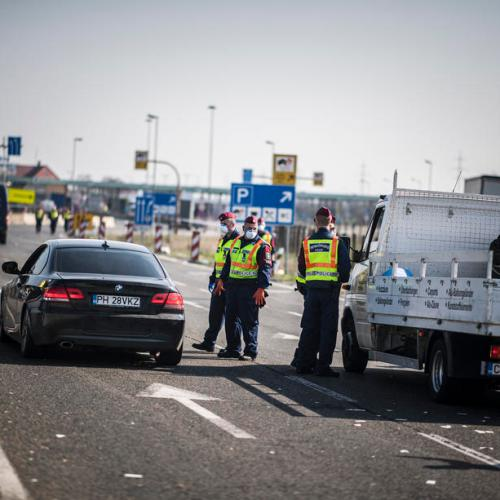 Austrian borders with Czech Republic, Slovakia, and Hungary to reopen June 15