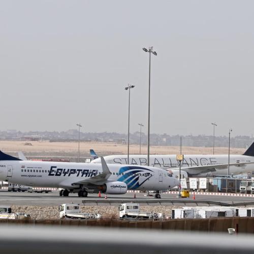 Egypt to loan EgyptAir $127 mln to help it through coronavirus crisis