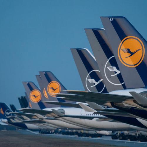 Lufthansa to cut fleet, jobs as gloom spreads across airline sector