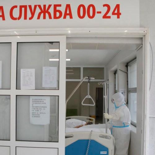 Chinese lab boosts Serbia's coronavirus testing capacity
