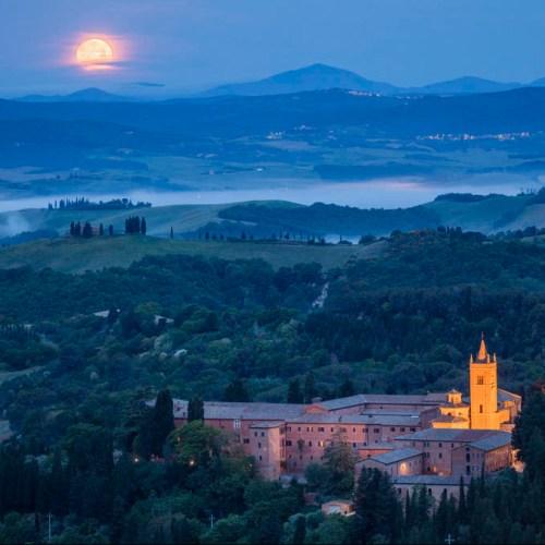 EPA's Eye in the Sky: Monte Oliveto Maggiore, Italy