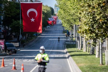 Turkey's coronavirus cases back up to mid-May levels