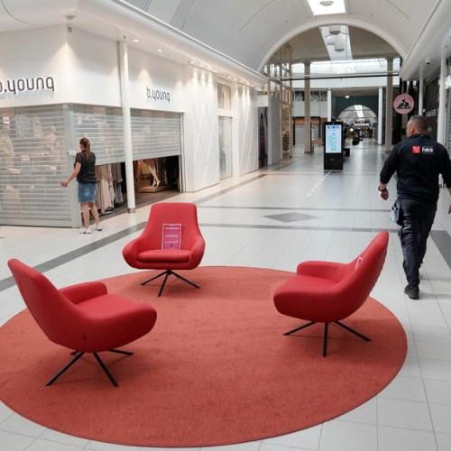 Photo Story: Covid-19 lockdown eased in Denmark