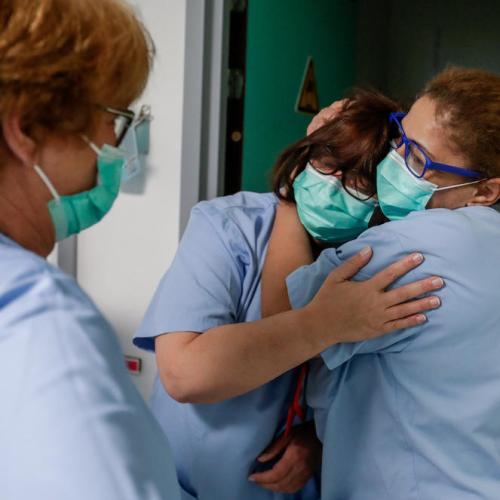 UK says Belgium is worse on COVID-19 deaths per million