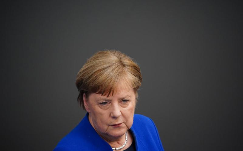 Angela Merkel says press freedom vital in time of coronavirus