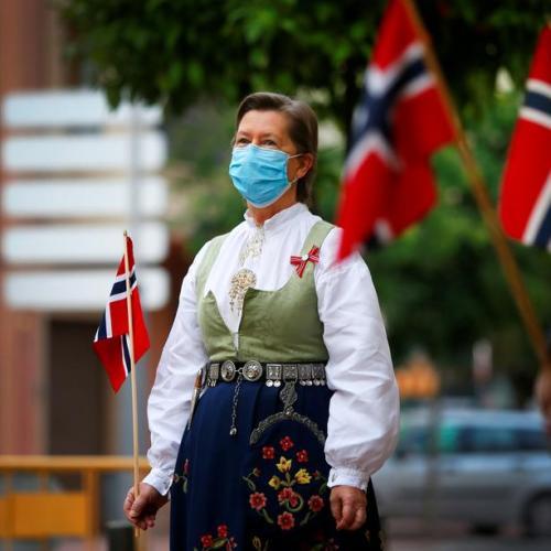 Photo Story: Norway celebrates its national day