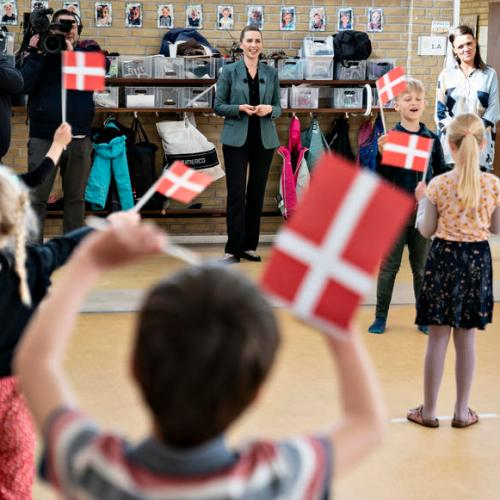 Concerns Denmark is vulnerable to a new wave