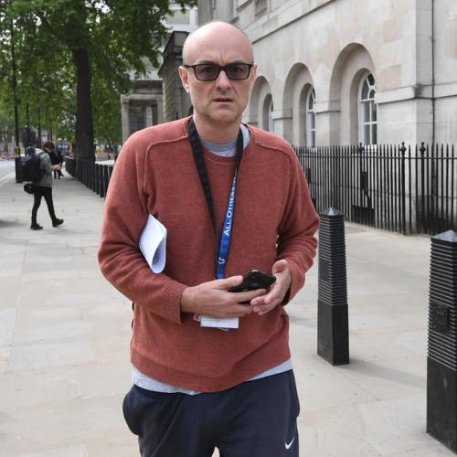 Pressure on British PM to sack top adviser over 400 km lockdown drive