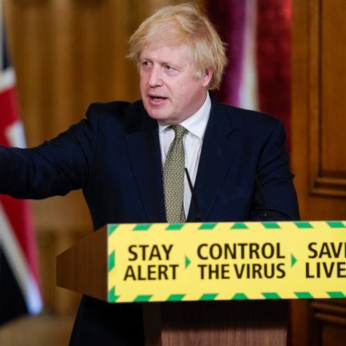 118 people die of coronavirus in UK as PM announces re-opening of primary schools in a week's time