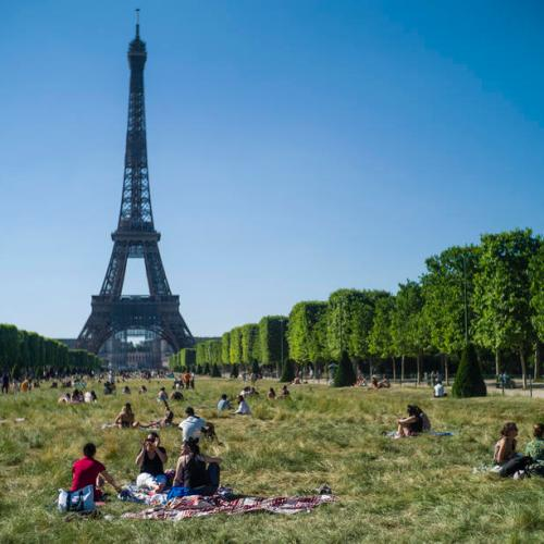 Eiffel Tower reopens after eight-month COVID closure