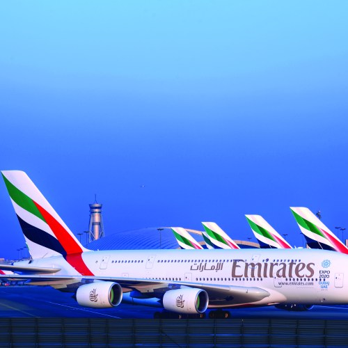 Emirates offers flights for passengers to 29 cities and resumes transits through Dubai hub