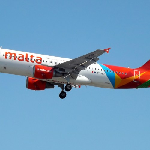 Air Malta cancels flight to Amsterdam as Netherlands weather conditions worsen