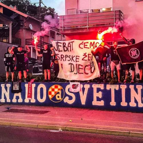 Six detained in Croatia for inciting anti-Serbian violence