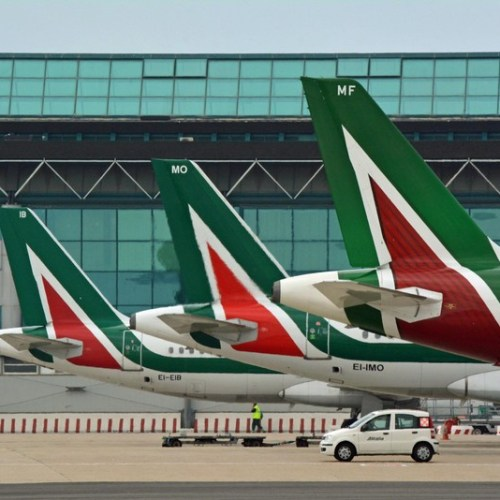 Pilots union calls for government to act quickly on Alitalia revamp