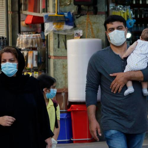 Iran fears 'second wave' of infections