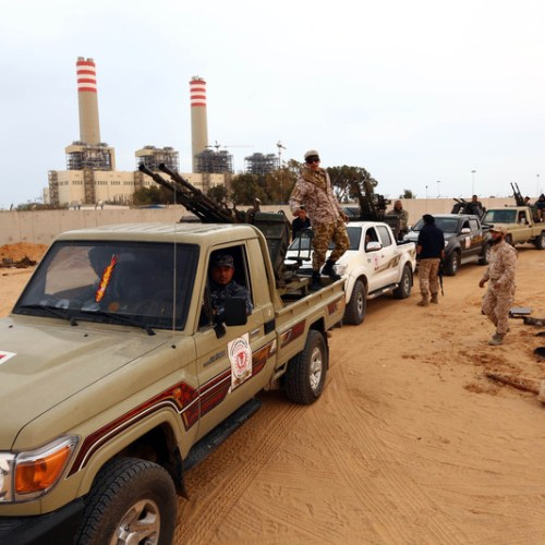 Libyan and foreign forces mobilise at Sirte