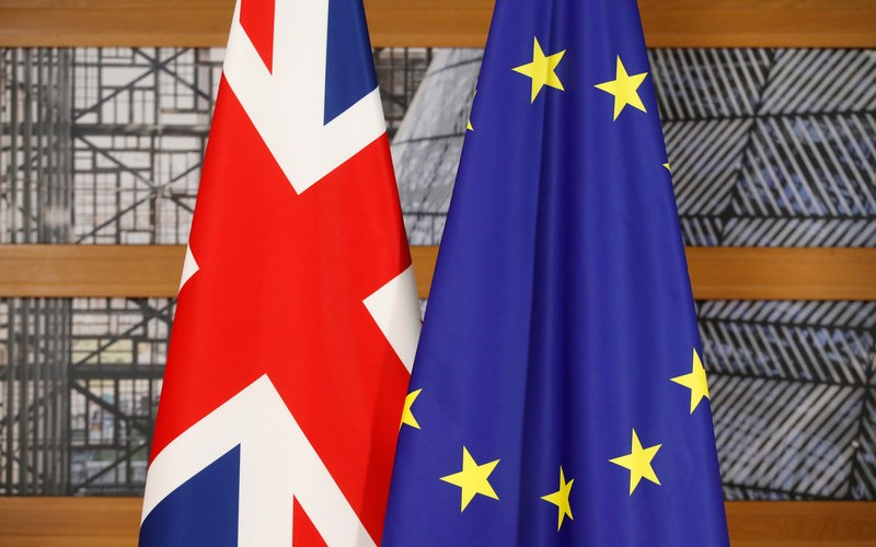 Half of British voters' support Brexit transition extension