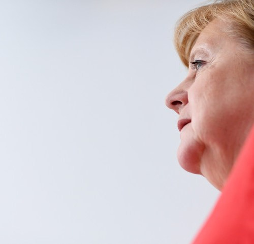 Merkel dismisses talk she might seek 5th term