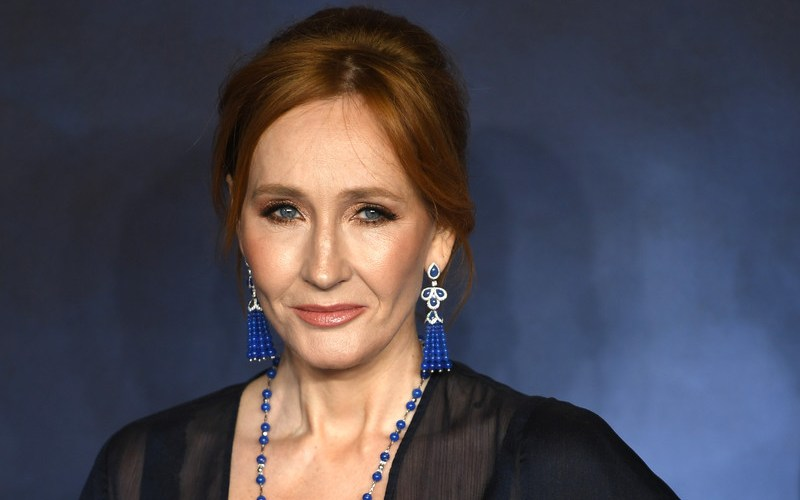 JK Rowling says she was a victim of sexual abuse and domestic violence