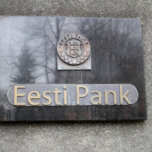 Estonian central bank sees economy shrinking 10%, unemployment spiking