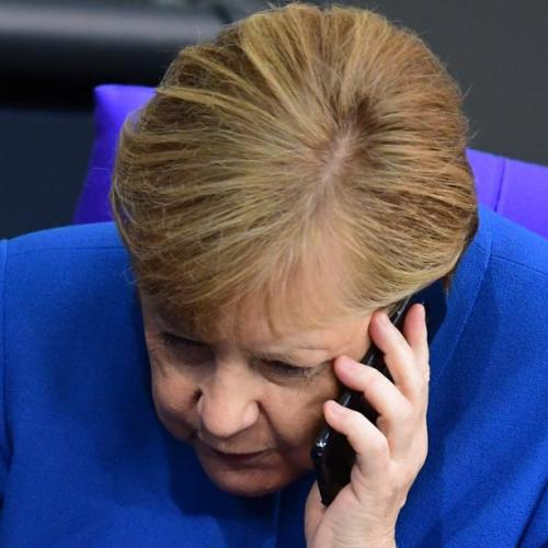 Putin and Merkel discuss Syria, Libya, Ukraine in phone call
