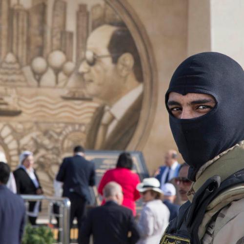 Egyptian President Sisi says Egypt has a legitimate right to intervene in Libya