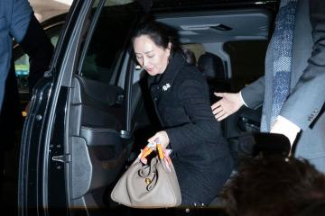 UPDATED: China welcomes Huawei executive home, but silent on freed Canadians