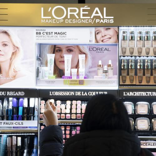 "L'Oreal is to remove words like ""whitening"" from its skin care products"