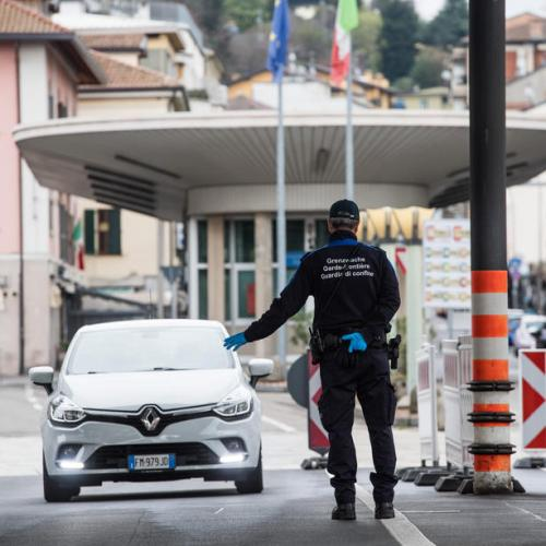 Switzerland says 'premature' to lift entry restrictions at Italian border
