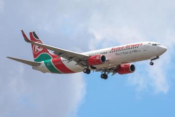 Kenya Airways estimates coronavirus revenue loss at $100 mln