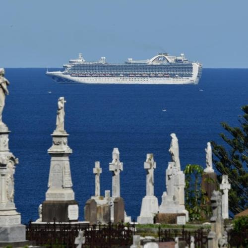 Covid-19's biggest casualty might be the cruise ship industry