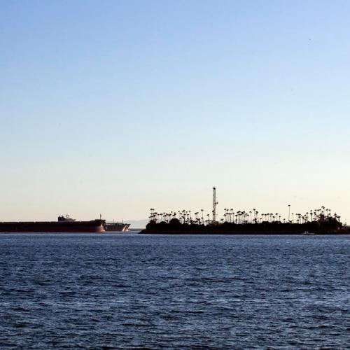 Oil tankers carrying two months of Venezuelan output stuck at sea