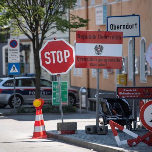 Austria lifting coronavirus border checks with all neighbours except Italy