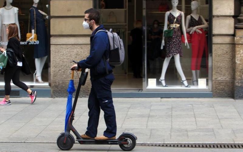 Scooters, e-bikes gain traction as virus lockdowns ease