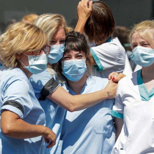 WHO alarmed by resurgence of coronavirus cases in Europe