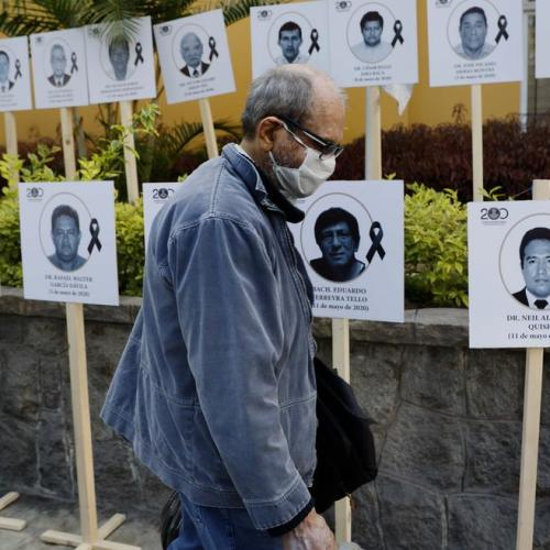 Peru overtakes Italy in total cases of coronavirus