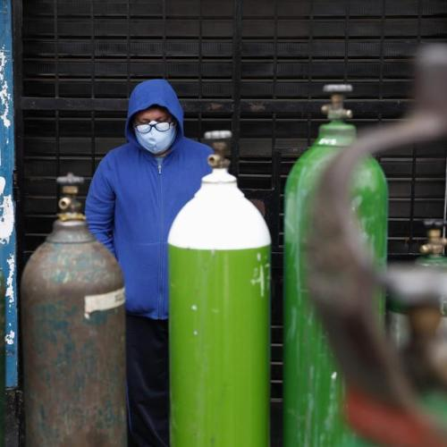 WHO warns of global shortage of oxygen equipment