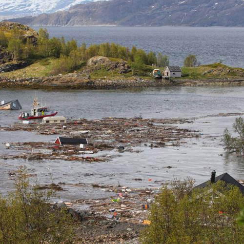 Photo Story: Landslide in Norway sweeps away buildings