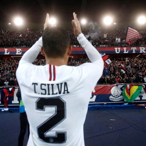Edinson Cavani and Thiago Silva to leave PSG after Champions League conclusion