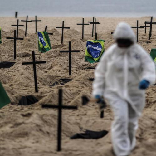 Brazil confirms 30,000 cases
